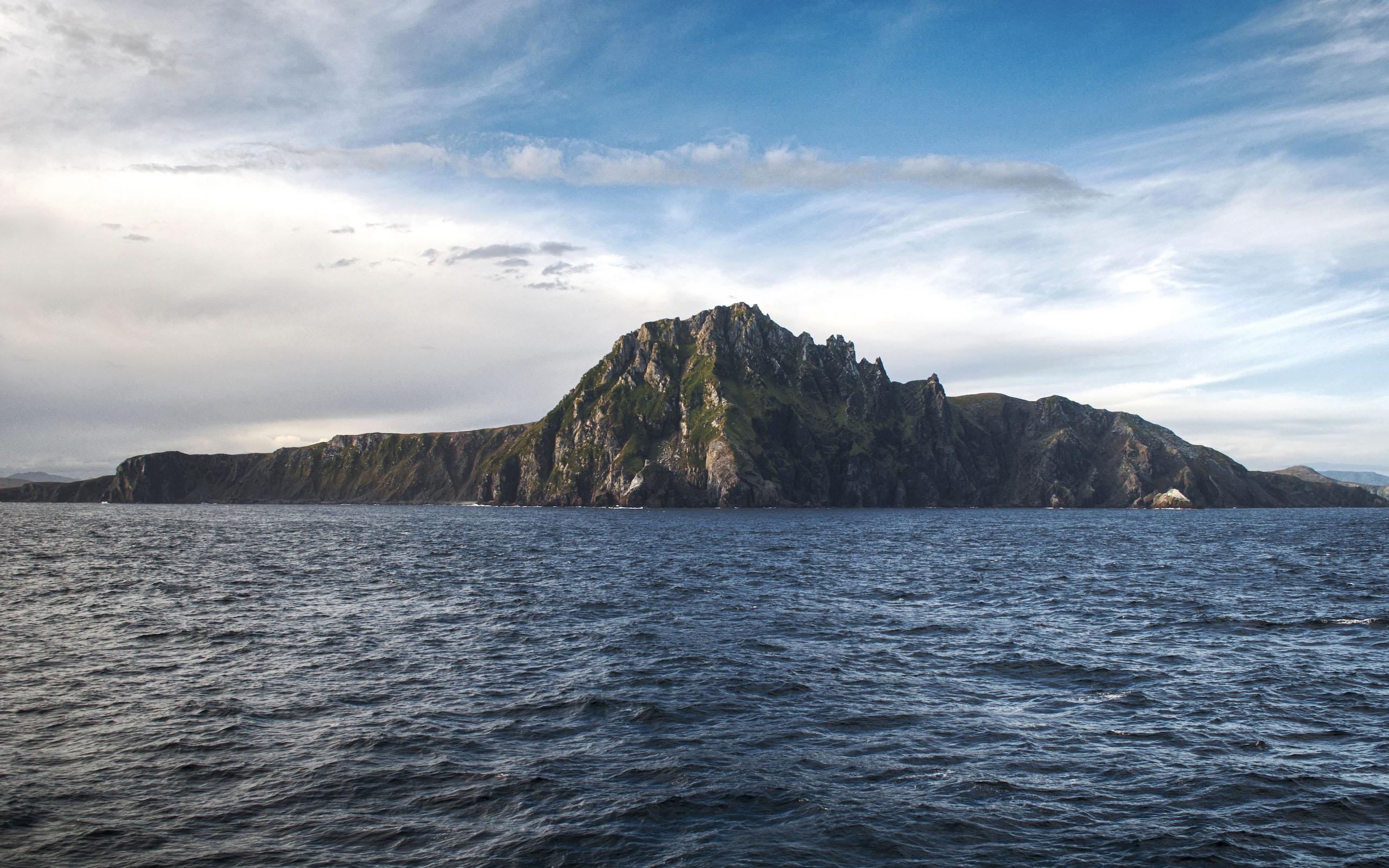 Antarktische Halbinsel mit Kap Hoorn Anlandung
