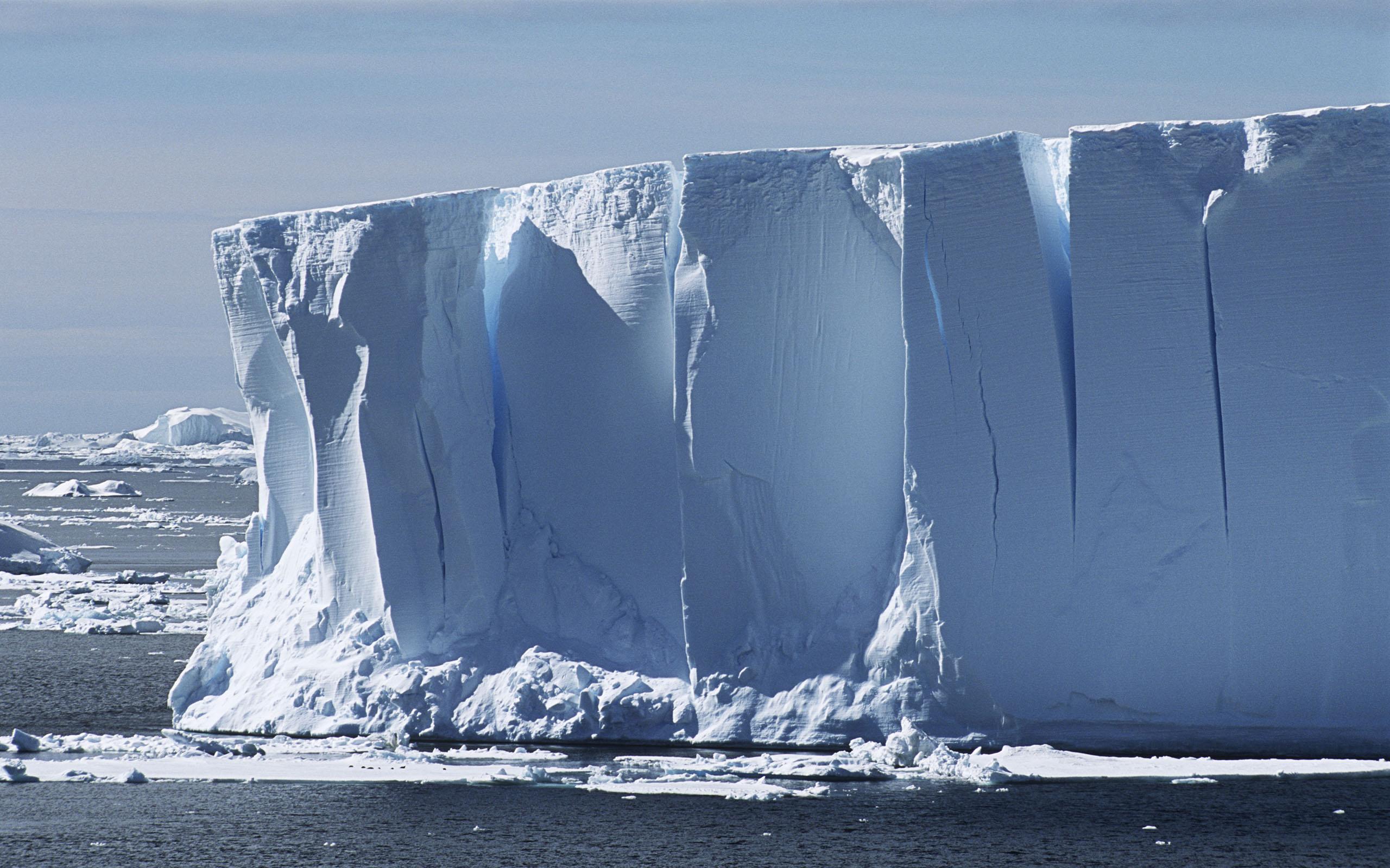 Antarktische Halbinsel mit Weddellmeer