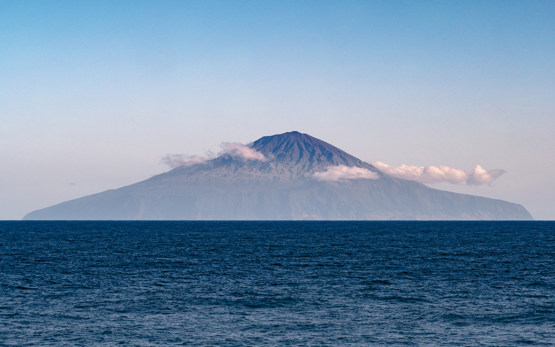 atlantische Inseln (Tristan da Cunha, St. Helena, Ascension)