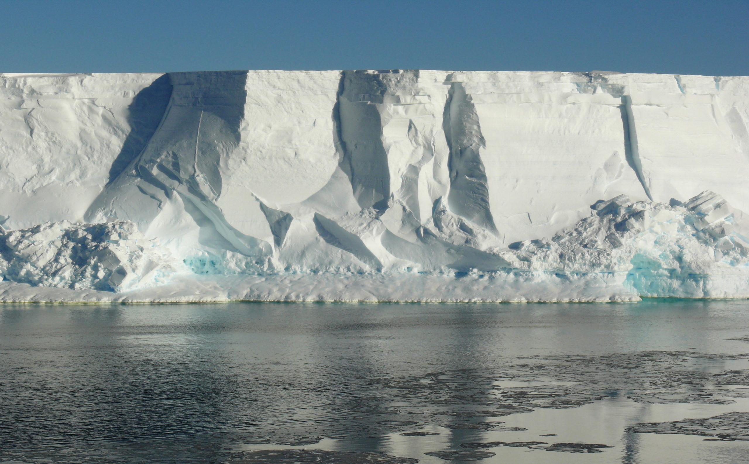 australische Antarktis (Rossmeer, Rossbarriere, McMurdo-Sund, Kap Adare, Dumont d'Urville)