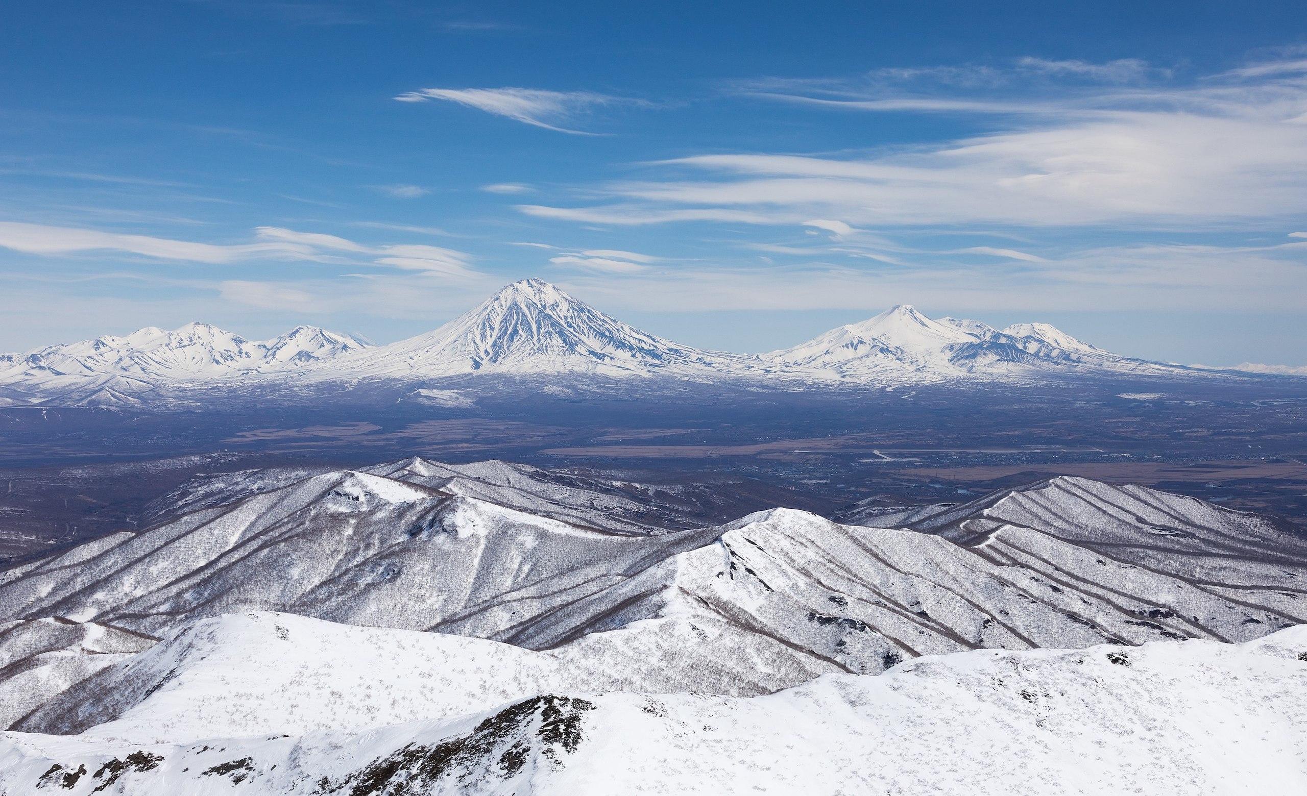 Beringmeer (Aleuten) - Ochotskisches Meer (Kamtschatka, Sachalin, Kurilen, Kommandeurinseln)