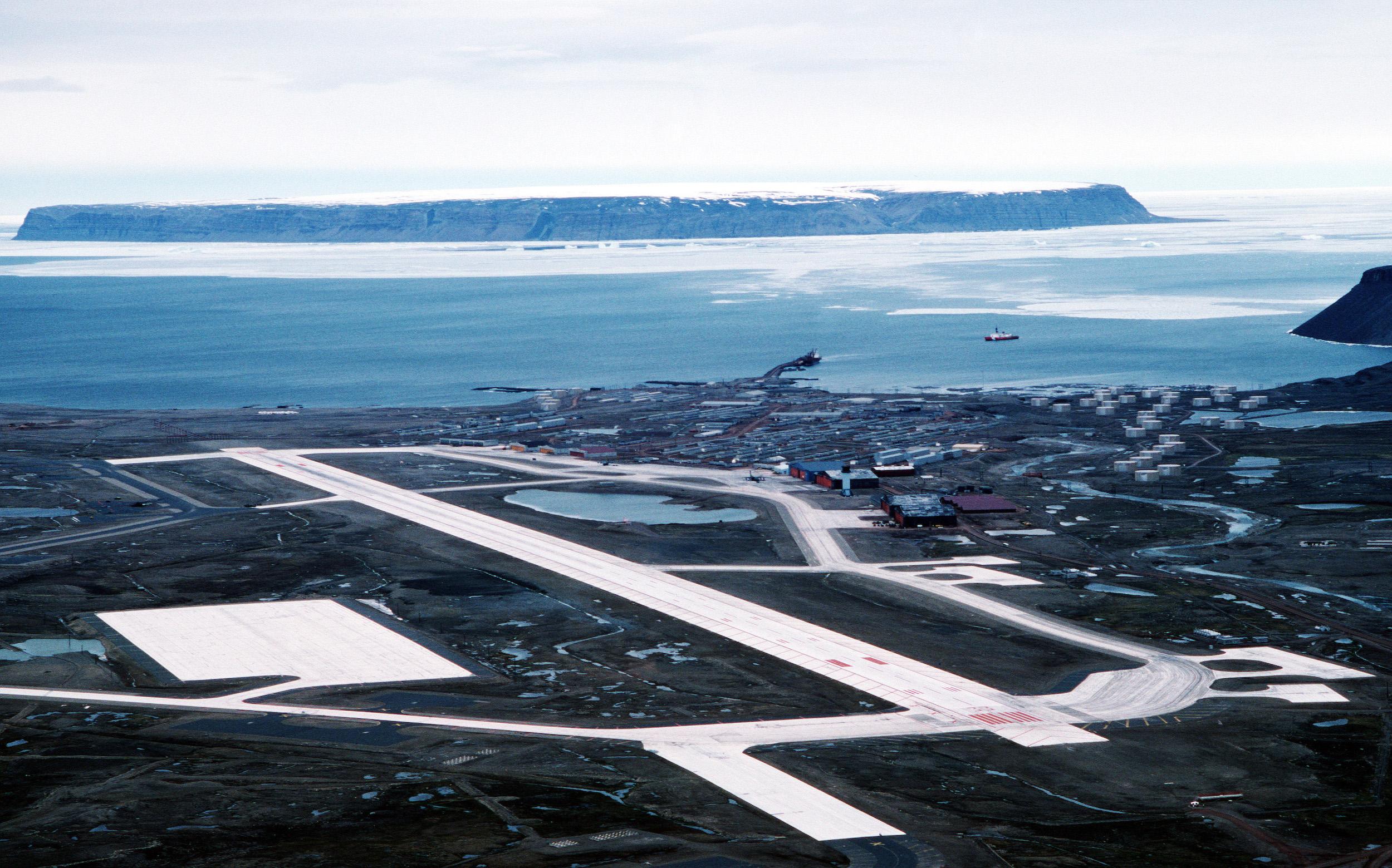 Grönland-Nordküste (Thule, Qaanaaq, Upernavik)