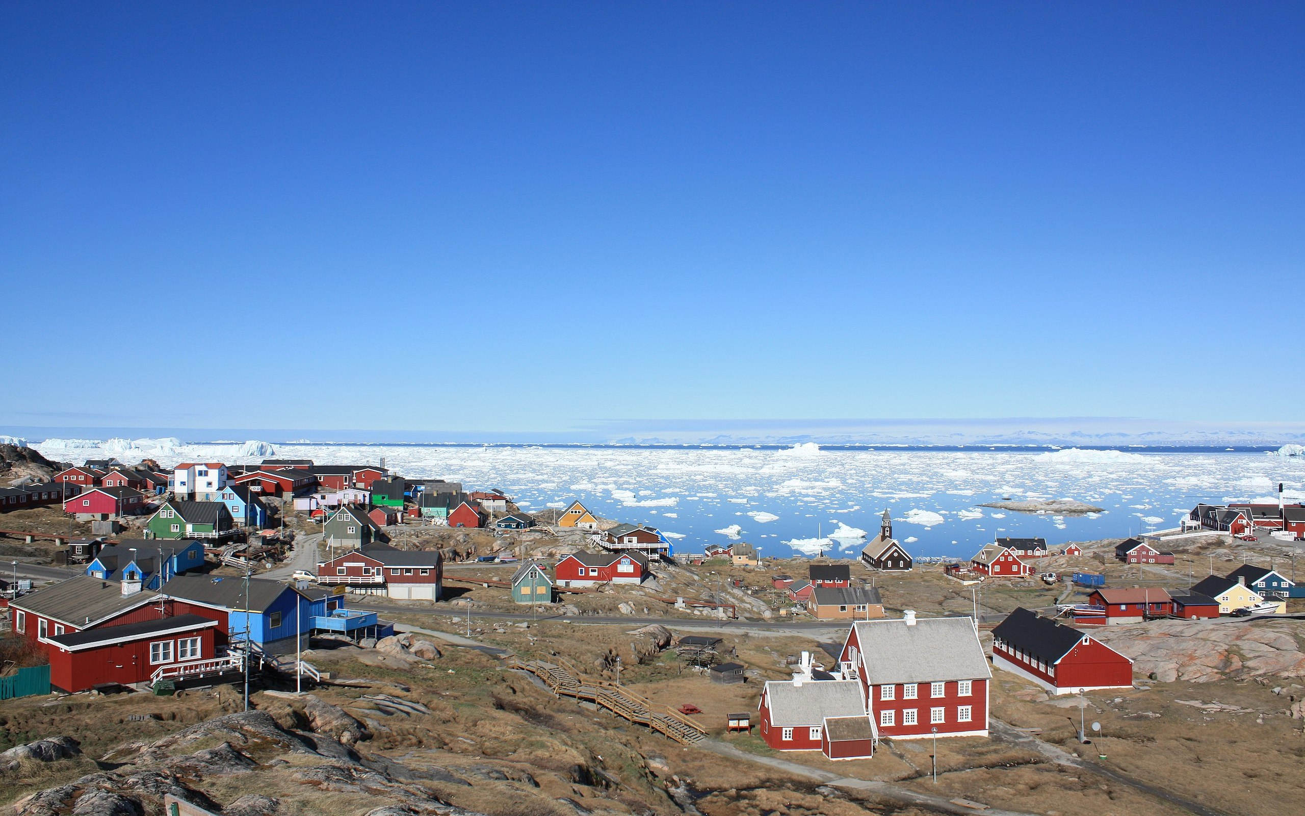 Grönland-Westküste (Narsaq, Umanak, Ilulissat, Diskobucht)