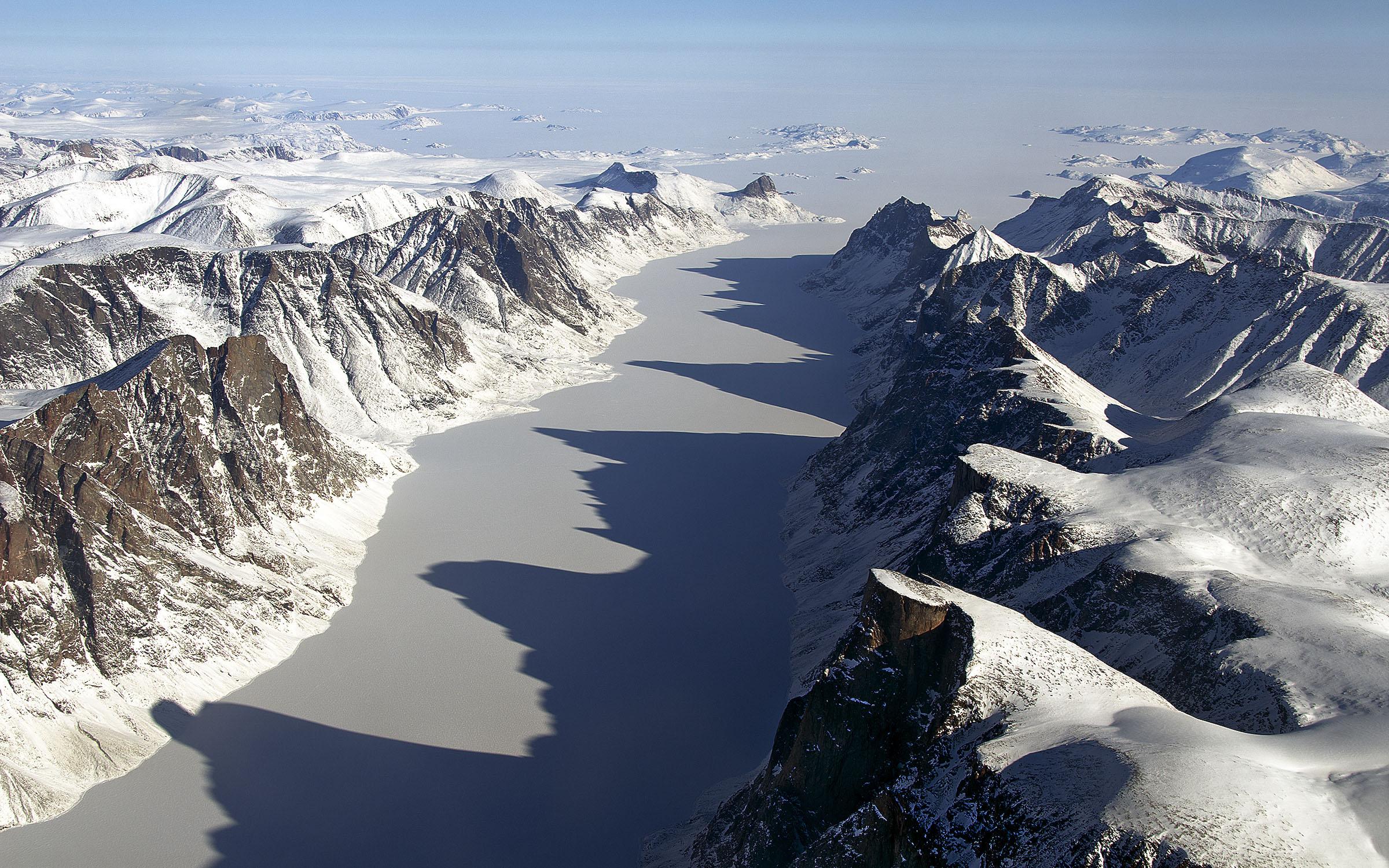 kanadische Arktis (Baffininsel, Ellesmere-Insel, Beechey-Insel, Devon-Insel, Victoria-Insel)