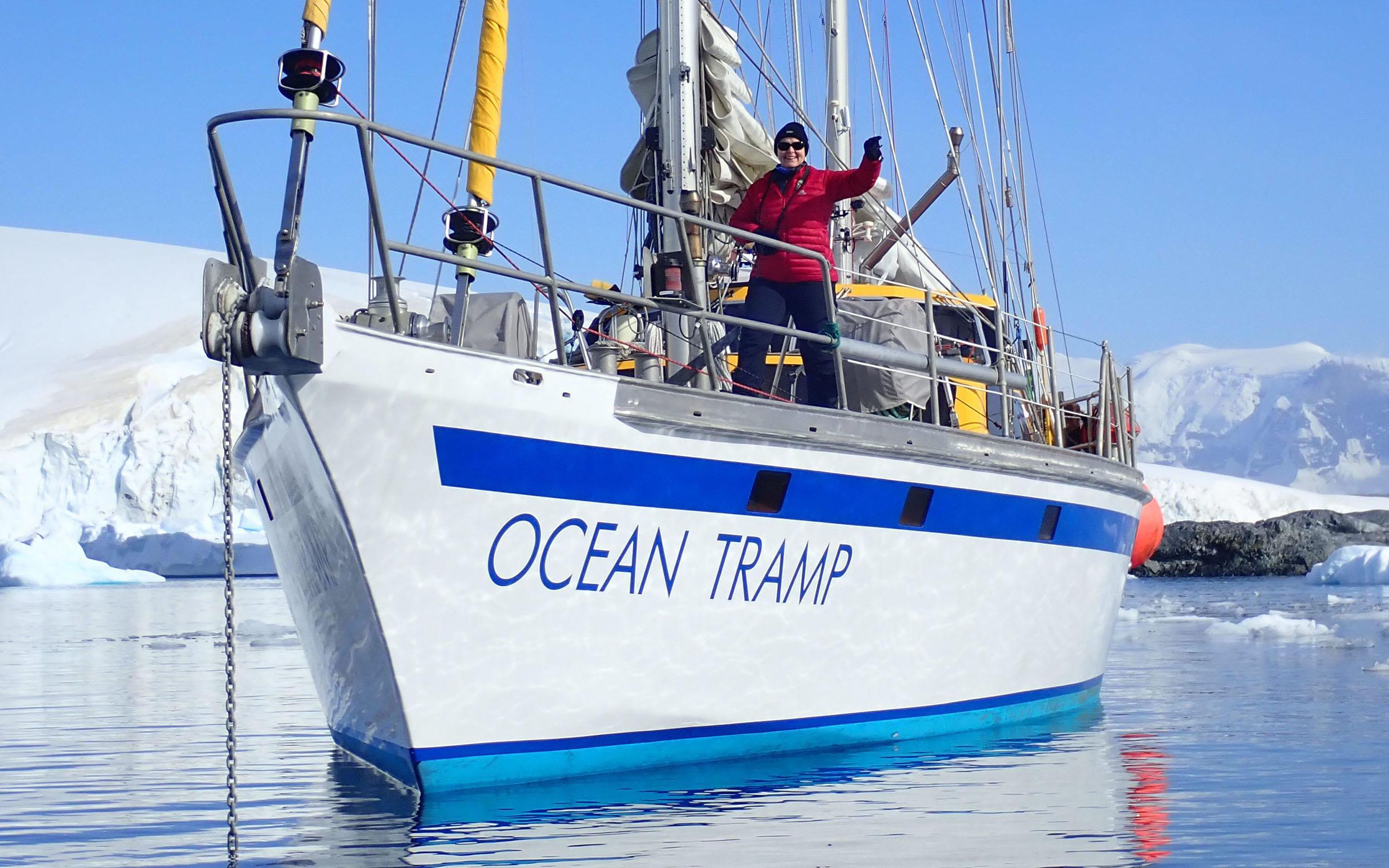 Ocean Tramp