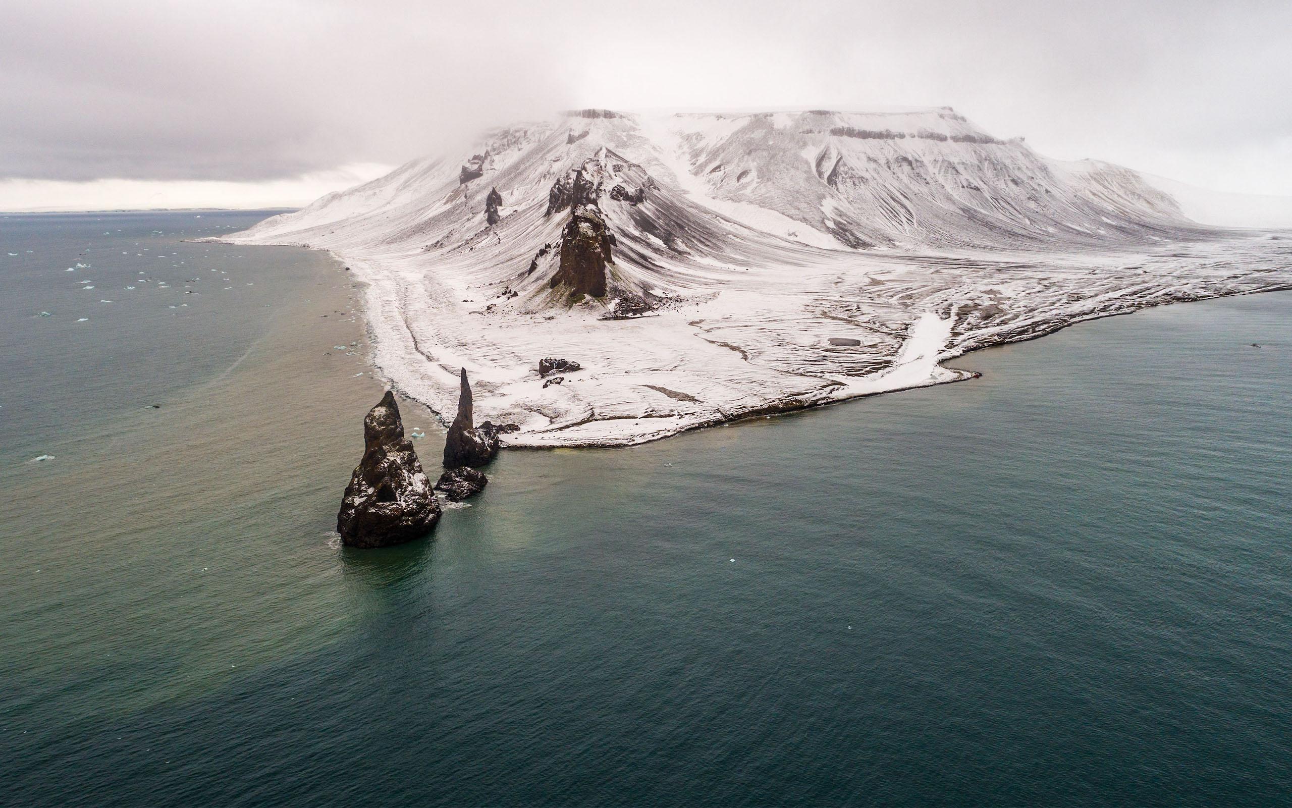 russische Arktis-westlich (Weißes Meer, Franz-Joseph-Land, Nowaja Semlja, Sewernaja Semlja)