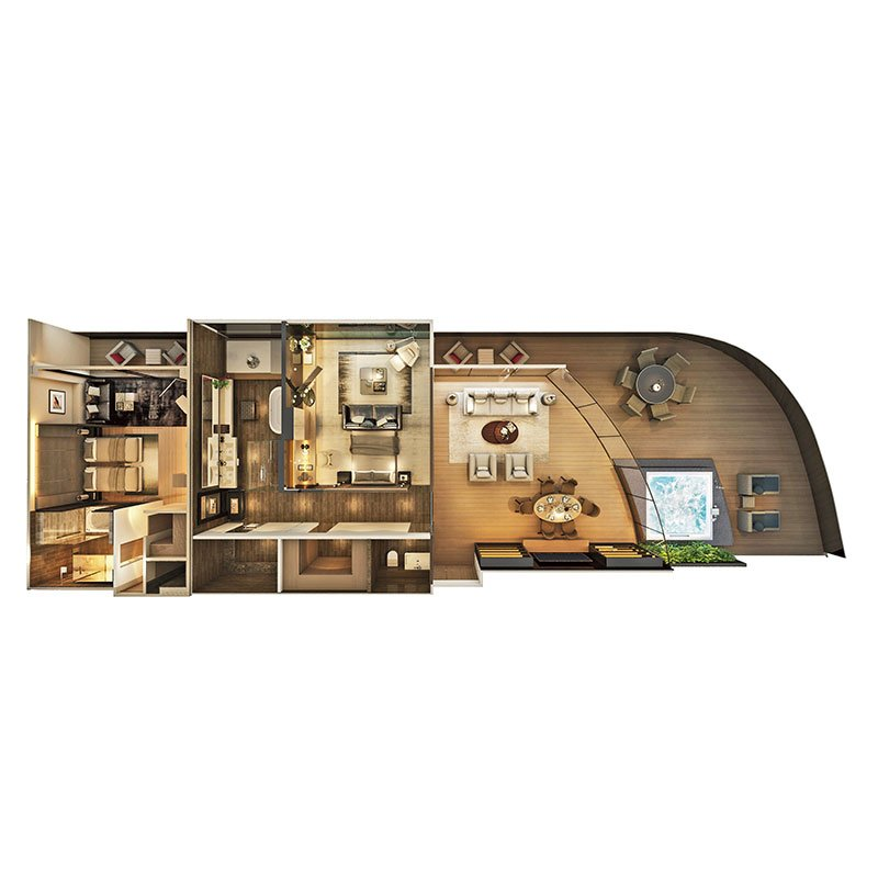 sceniceclipse-2bedroompenthousesuite